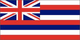 Hawaii (USA State) Flag