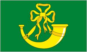 Huntingdonshire County Flag
