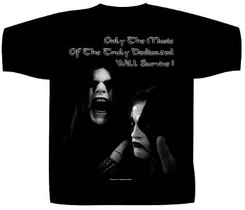 Immortal - At The Heart of Winter T Shirt