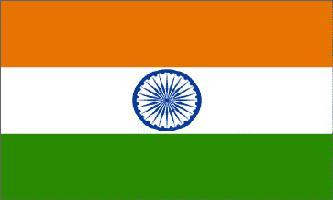 India Large Flag