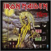 Iron Maiden - Killers Fridge Magnet