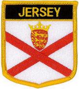Jersey Patch 7cm x 6cm