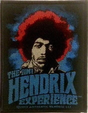 Jimi Hendrix - The Jimi Hendrix Experience Patch