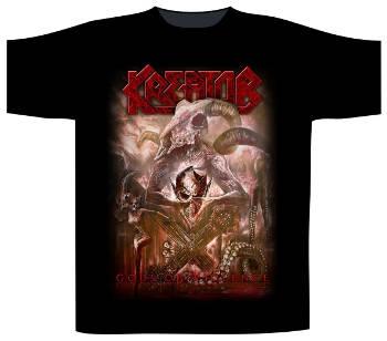Kreator - Gods of Violence T Shirt