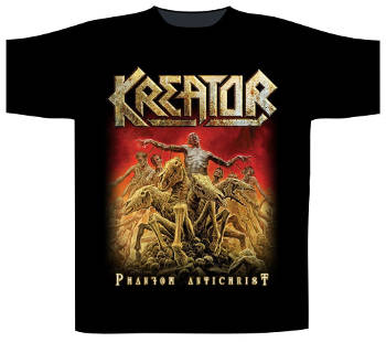 Kreator - Phantom Antichrist T Shirt