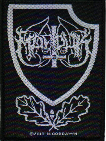 Marduk - Panzer Crest Patch