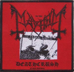 Mayhem - Deathcrush Patch