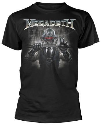 Megadeth - Rust In Peace (Sword) T Shirt