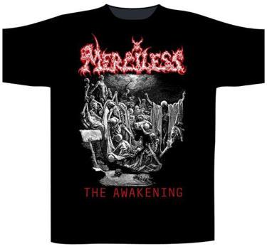Merciless - The Awakening 2019 T Shirt
