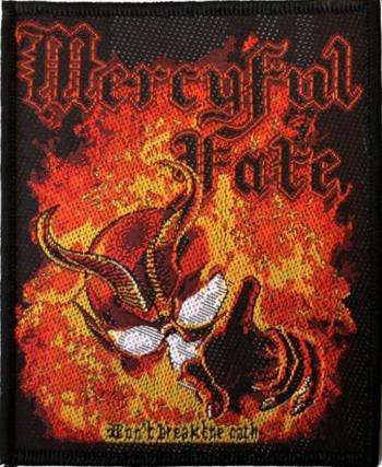 Mercyful Fate - Don't Break The Oath Patch