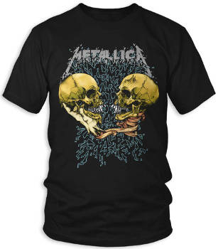 Metallica - Sad But True T Shirt​