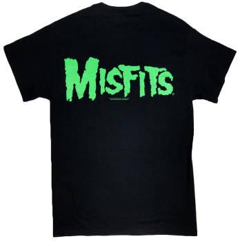 Misfits - Jarek Skull T Shirt