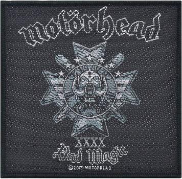 Motorhead - Bad Magic Patch