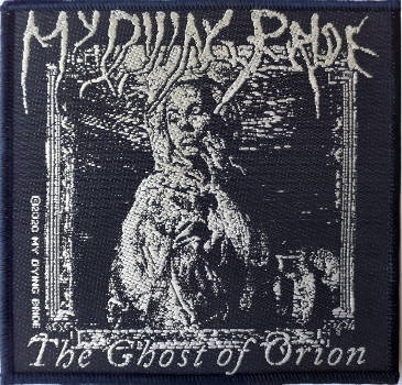 My Dying Bride - The Ghost of Orion Patch