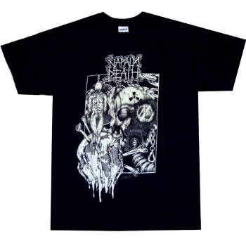 Napalm Death - Harmony Corruption T Shirt
