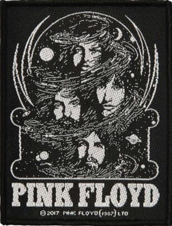 Pink Floyd - Cosmic Faces Patch
