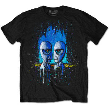 Pink Floyd - Division Bell Drip T Shirt