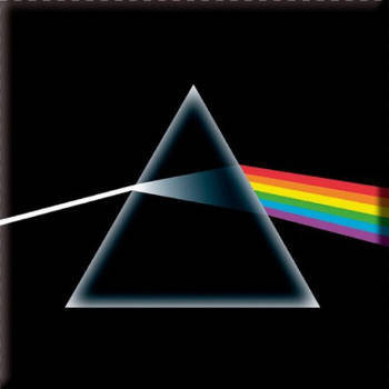Pink Floyd - Dark Side of the Moon Fridge Magnet​