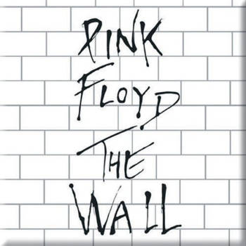 Pink Floyd - The Wall Fridge Magnet