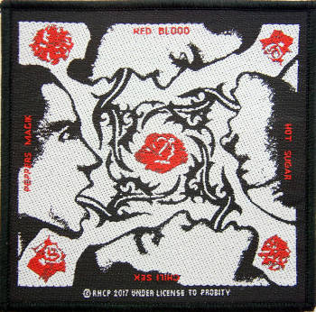 Red Hot Chili Peppers - Blood Sugar Sex Magik Patch