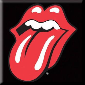 Rolling Stones - Classic Tongue - Fridge Magnet 7.5cm x 7.5cm