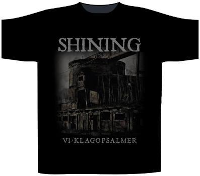 Shining - Vl Klagopsalmer T Shirt