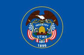 Utah (USA State) Flag