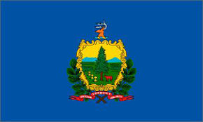 Vermont (USA State) Flag