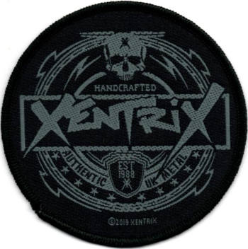 Xentrix - Est 1988 Patch