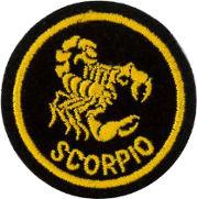Zodiac - Scorpio Patch